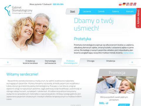 Lekarz stomatolog Szczecin