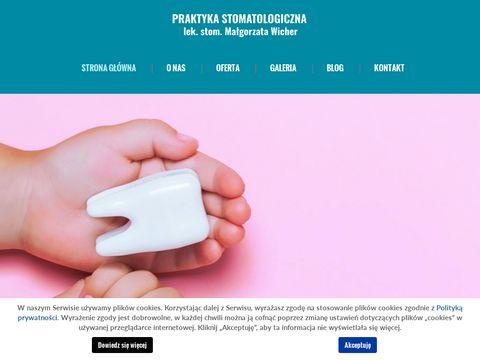 Stomatologortodontazgorzelec.pl
