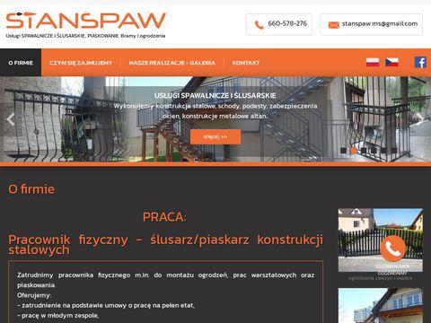Stanspaw.pl ogrodzenia Skoczów