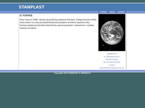 Stanplast.com.pl opakowania foliowe