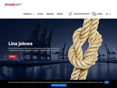 Stanke-liny.pl polipropylenowe