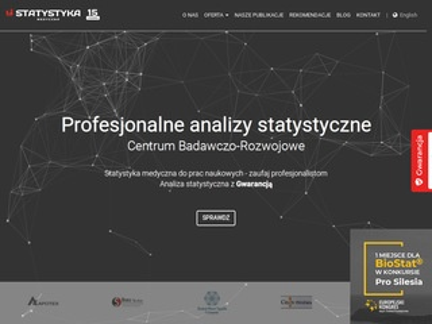 Statystyka-medyczna.com.pl - analizy statystyczne