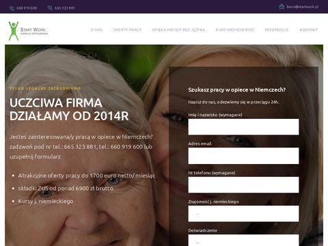 Startwork.pl agencja zatrudnienia