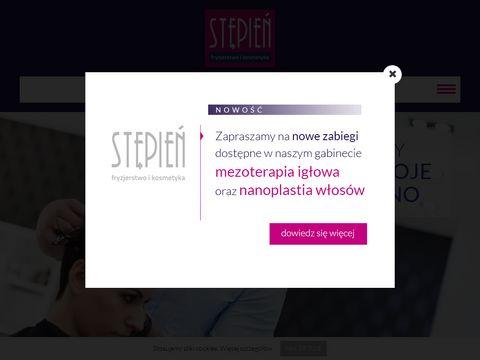 Stepienkosmetyka.pl - dobry fryzjer Katowice