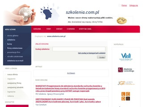 Szkolenia.com.pl - oferty z całej Polski