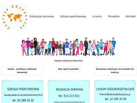 Szkolyedukacyjne.pl - szkoła specjalna