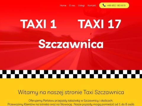 Szczawnica-taxi.eu