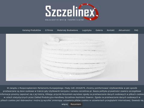 Szczelinex wyroby powroźnicze