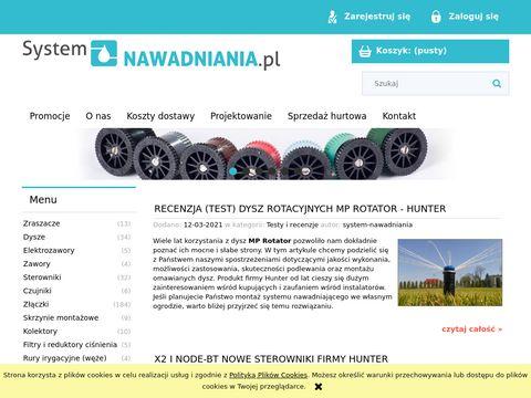 System-nawadniania.pl projekt ogrodu