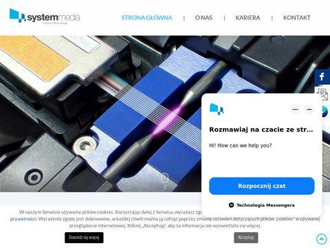System-Media Sp. z o.o. - monitoring wizyjny Gdynia