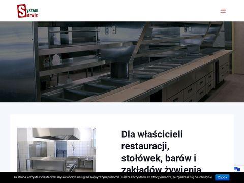 Systemserwis.pl urządzenia gastronomiczne Poznań