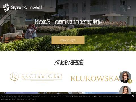 Syrenainvest.pl - kupno mieszkania w Warszawie