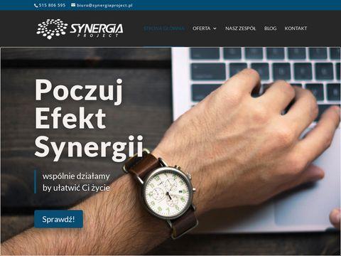 Synergia Project - Symfonia Poznań, Gardens Eden
