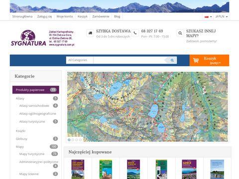 Sygnatura.com.pl szlaki turystyczne Tatry