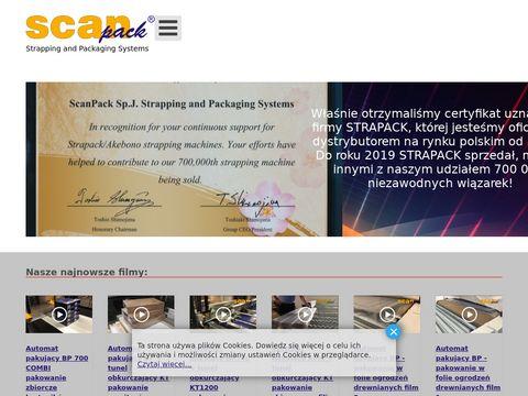 Scanpack - dobrze zabezpiecz produkty