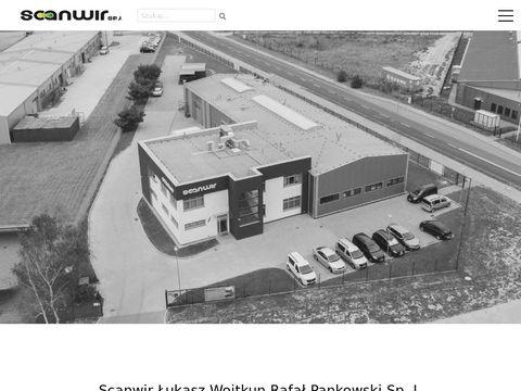 Scanwir - remonty urządzeń