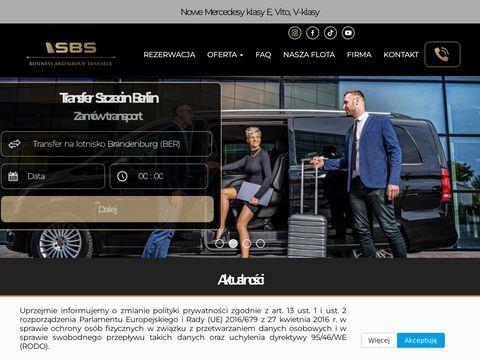 SBS przewozy Szczecin Berlin