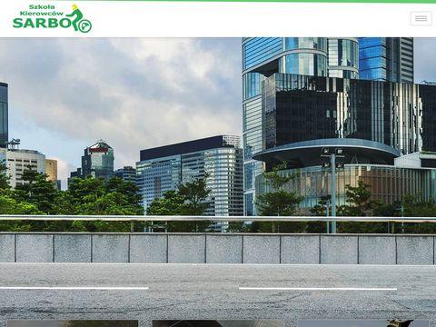 Sarbo.pl kurs na prawo jazdy Bielany