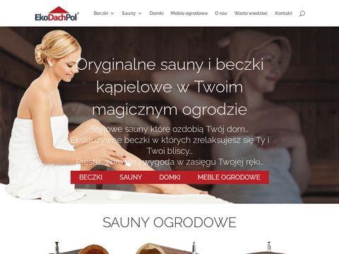 Saunadrewniana.pl - sauny