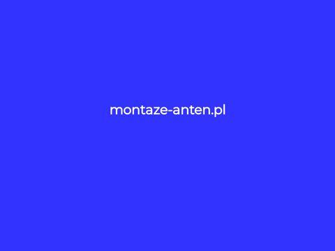Montaż anten Wrocław i okolice