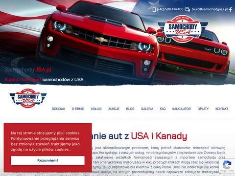 Samochodyusa.pl ile kosztuje sprowadzenie