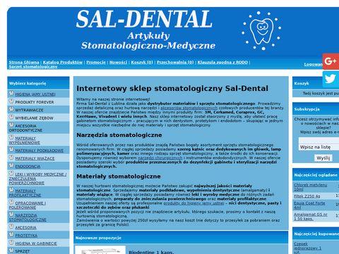 Sal-Dental cerkamed