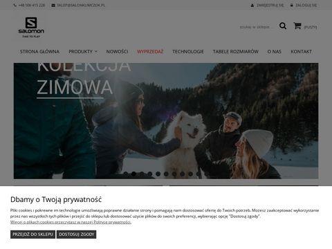 Salonklimczok.pl - salomon