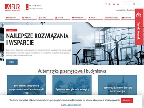 Sabur.com.pl panele operatorskie