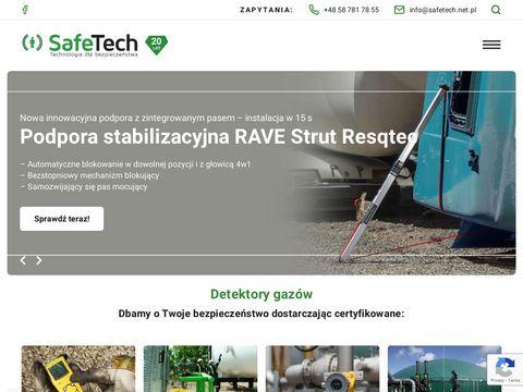 Safetech aparat oddechowy Fenzy
