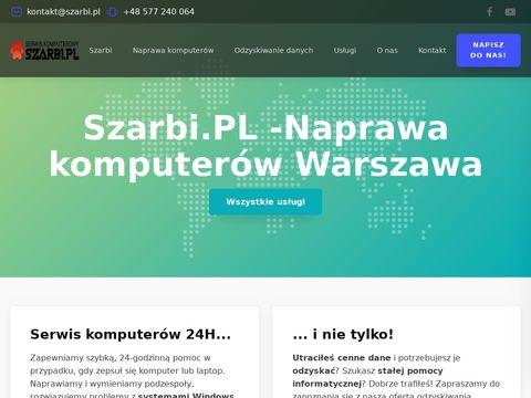 Żyrafa - serwis komputerowy w Warszawie
