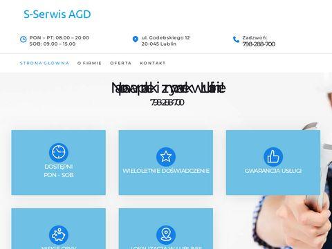 Serwisagdlublin.pl naprawa sprzętu