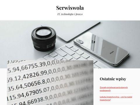 Serwiswola.pl naprawa telefonów komórkowych