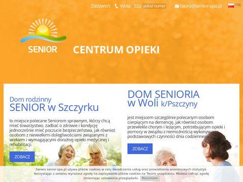 Senior-spa.pl dom seniora