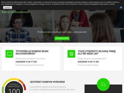 Selenti.pl biuro rachunkowe idealne dla twojej firmy