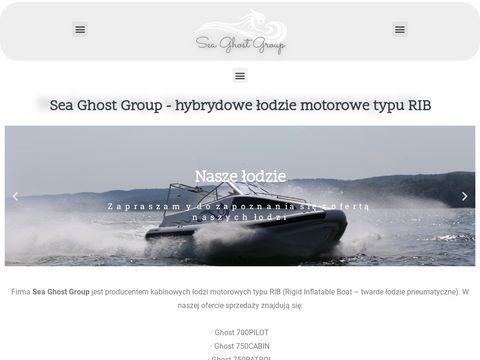 Seaghostgroup.pl łodzie rib
