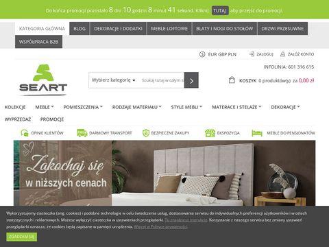 Seart.pl sklep meblowy