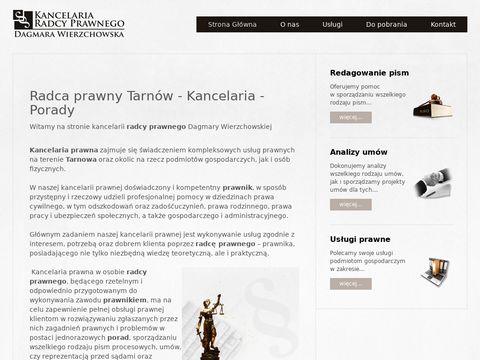 Sed-lex.eu radca prawny Tarnów