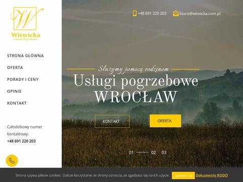 Skrabex.com.pl zakład pogrzebowy