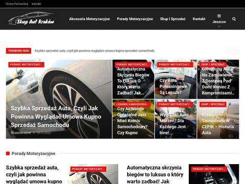 Skup-aut-krakow.eu autokomis