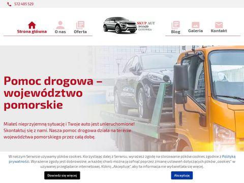 Skupauttrojmiasto.com.pl