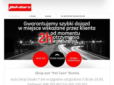 Pol-Cars skup aut Rumia