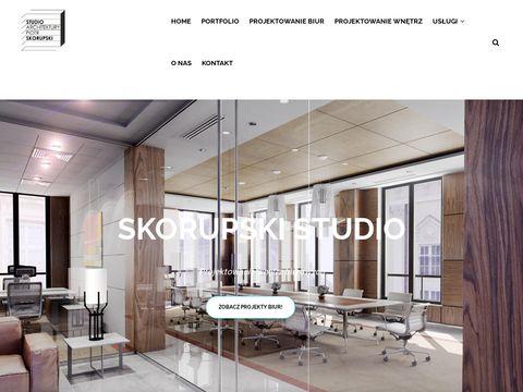 Skorupski Studio - projektowanie wnętrz i biur