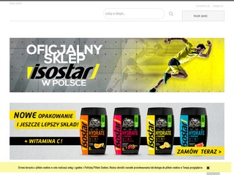 Sklepisostar.pl - internetowy sklep sportowy