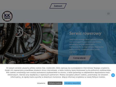KK Sport akcesoria rowerowe