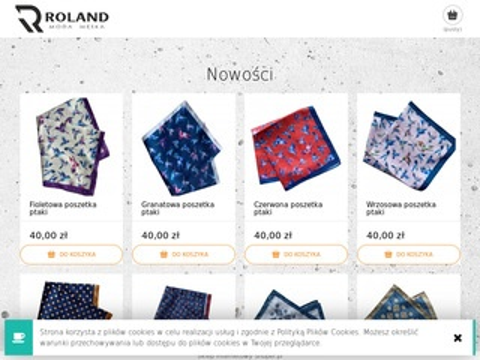 Sklep.roland-modameska.pl