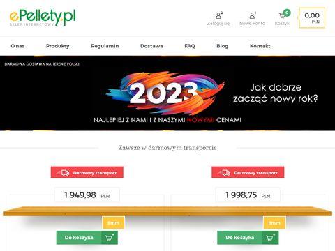 Stelmet polski pellet - sklep internetowy