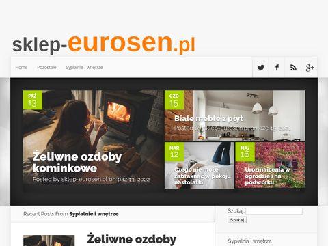 EuroSen - materace sklep