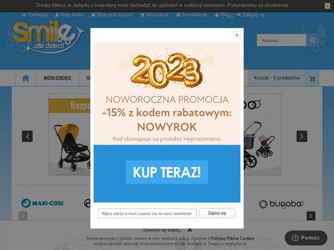 Sklep-smile.pl dla dzieci Poznań