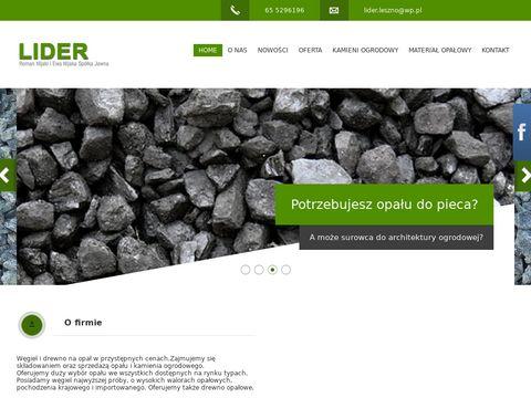 Skład Opału - LIDER Leszno