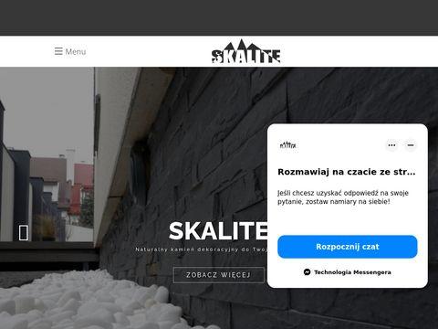 Skalite-kamien.pl naturalny dekoracyjny